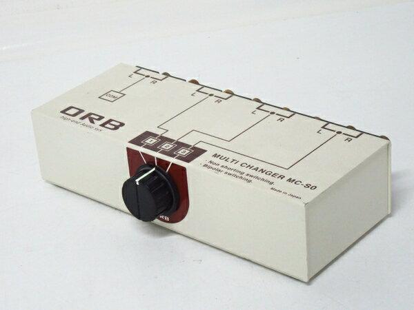 【中古】 良好 ORB MC-S0 スピーカー セレクター チェンジャー F3224914
