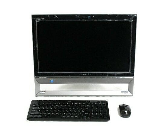 【中古】 NEC VALUESTAR VS570/RSB PC-VS570RSB 一体型 デスクトップ パソコン PC 21.5型 i7 4500U 1.8GHz 4GB HDD1TB Win8.1 64bit ファインブラック T2784745