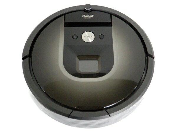 未使用 【中古】 iRobot アイロボットRoomba ルンバ 980 ロボット掃除機 Y3284653