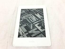 【中古】 Amazon アマゾン Kindle Paperwhite DP75SDI Wi-Fi 4GB 6型 ホワイト 電子書籍リーダー タブレット 中古 T3462353