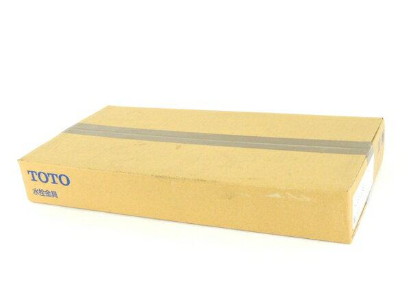 未使用 【中古】 TOTO TKGG32EBS キッチン 台所用 シングルレバー 混合栓 住宅 設備 機器 機材 Y3166437