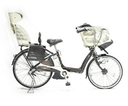 【中古】 ブリヂストン アンジェリーノ アシスタ POSH 電動アシスト 自転車 楽 【大型】 T2868344