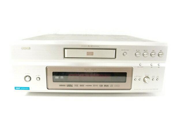 【中古】 中古 DENON デノン DVD-A1XVA-SP DVDオーディオ・ビデオ/スーパーオーディオCDプレーヤー S3486126