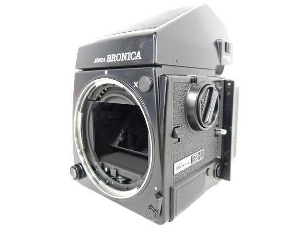 【中古】 中古 ゼンザブロニカ GS-1 中盤 カメラ レンズ セット ZENZANON-PG 50mm F4.5 200mm F4.5 250mm F5.6 S3173567
