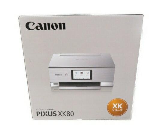 未使用 【中古】 Canon プリンター インクジェット複合機 PIXUS XK80 キャノン S3846759