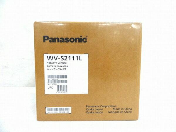 未使用 【中古】 未使用 Panasonic パナソニック WV-S2111L ネットワーク カメラ 家電 O3228692