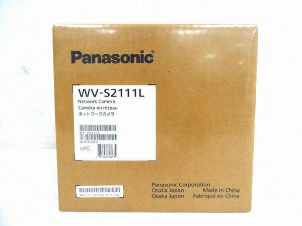 未使用 【中古】 Panasonic パナソニック WV-S2111L ネットワーク カメラ 家電 O3228012