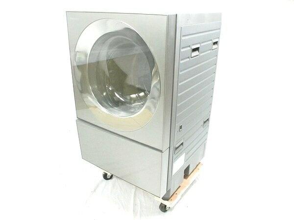 【中古】 中古 Panasonic パナソニック NA-VG2200L キューブル ななめ ドラム式 洗濯機 2017年製 【大型】 T3234205