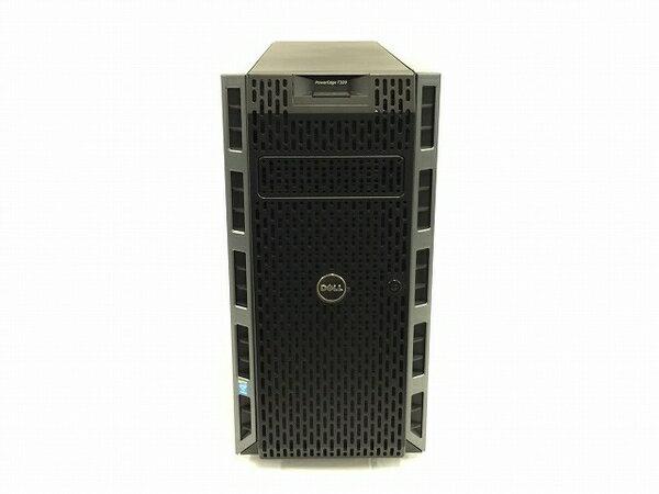【中古】 Dell デル PowerEdge T320 タワーサーバ デスクトップ パソコン PC Pentium 1403 2.6GHz 16GB HDD500GB OS無 Matrox G200eR 楽【大型】 T3176363