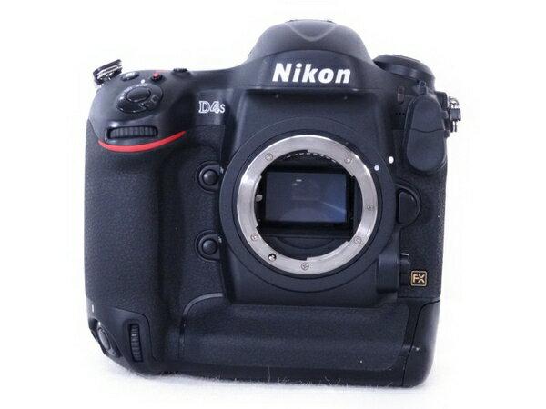 【中古】 Nikon ニコン D4S デジタル 一眼レフ カメラ ボディ N3170914