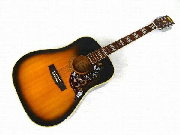 【中古】 良好 Tomson トムソン TF-250 アコースティックギター O3162711