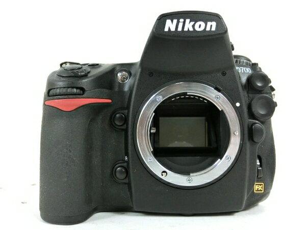 【中古】 Nikon ニコン D700 カメラ デジタル一眼レフ ボディ 中古 M3700742