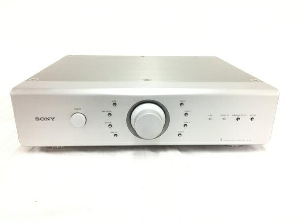 【中古】 SONY TA-DR1 プリメイン ステレオ デジタル アンプ オーディオ 音響 T3695119