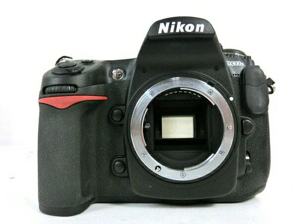 【中古】 Nikon ニコン D300S カメラ デジタル一眼レフ ボディ ブラック 中古 M3700743