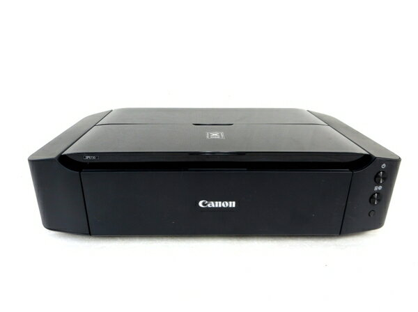 【中古】 良好 Canon キャノン PIXUS iP8730 インクジェット プリンター ブラック M3418883