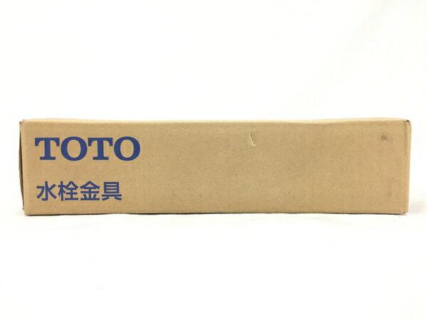 未使用 【中古】 TOTO TKGG31ECH GGシリーズ キッチン ワンホール 蛇口 水栓 T3293371