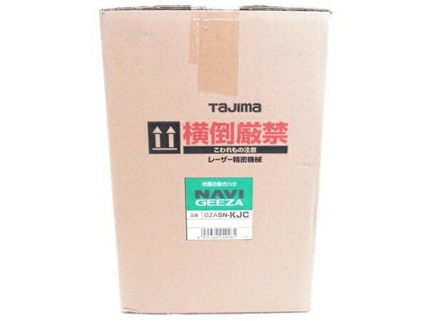 未使用 【中古】 Tajima タジマ GZASN-KJC レーザー墨出し器 NAVIGEEZA センサー KJC S3283101