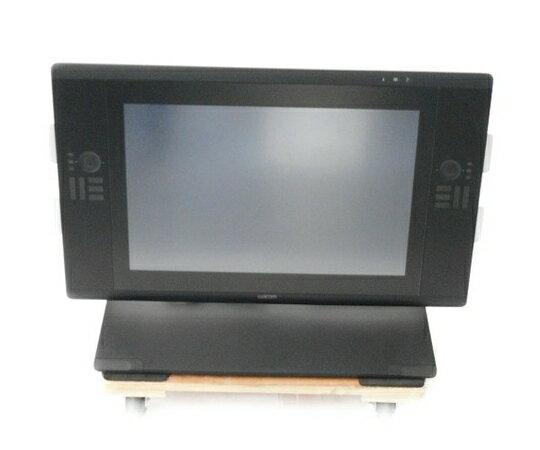 【中古】 WACOM ワコム cintiq24hd touch DTH-2400/K ペン タブレット デザイナー 【大型】 W2862784