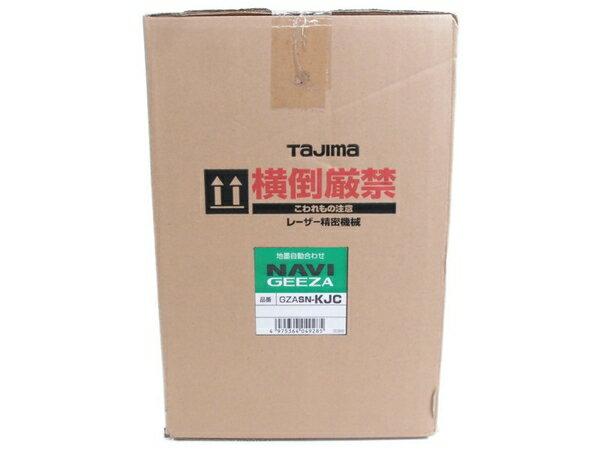 未使用 【中古】 Tajima タジマ GZASN-KJC レーザー墨出し器 NAVIGEEZA センサー KJC S3286152
