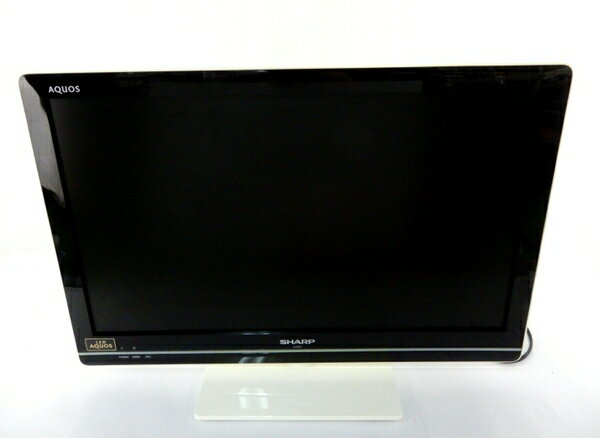 【中古】SHARP シャープ AQUOS LC-24K7 液晶 テレビ 24型 映像機器 生活家電 国内メーカー Y3193581