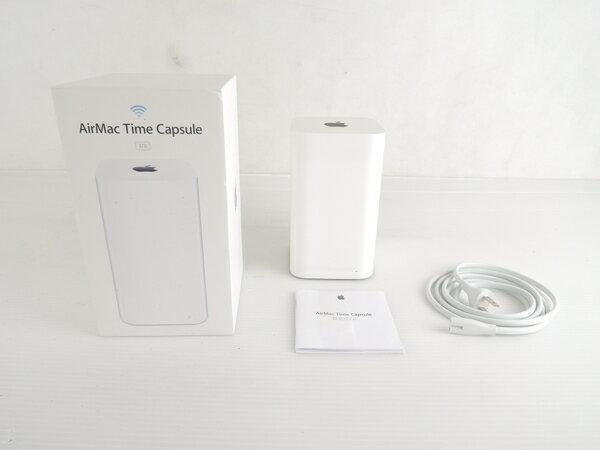 【中古】 【中古】Apple AirMac Time Capsule 802.11ac 3TB ME182J/A O2538123