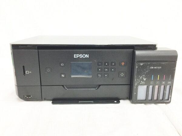 【中古】 EPSON EW-M770T コピー機 プリンター エプソン 中古 T3845841
