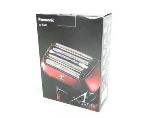 未使用 【中古】 Panasonic パナソニック ES-CLV5C メンズシェーバー ラムダッシュ5枚刃 K3608980