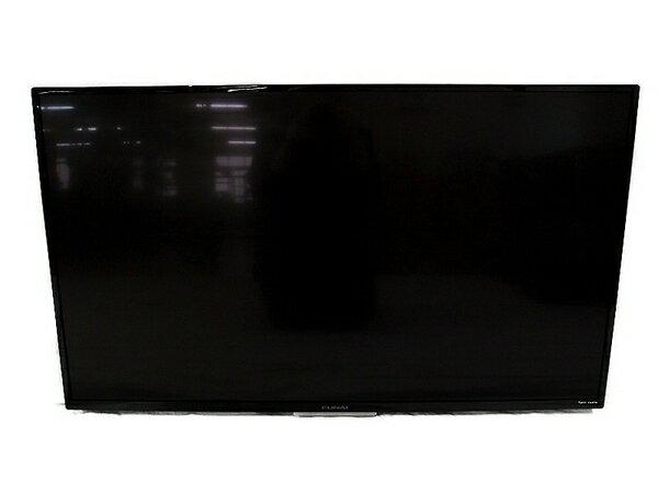 【中古】 良好 中古 FUNAI フナイ FL-43UB4000 43V型 4K LED 液晶 TV テレビ 2017 【大型】 S3173908