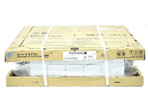 未使用 【中古】 ダイキン 業務用エアコン 室内機 FHCP40EC T3220040