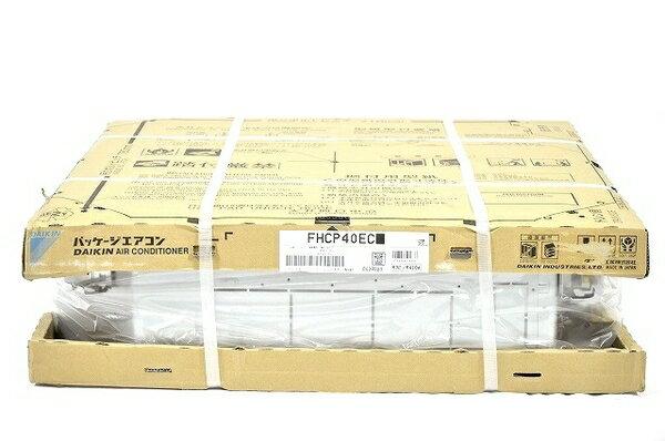未使用 【中古】 ダイキン 業務用エアコン 室内機 FHCP40EC T3220042