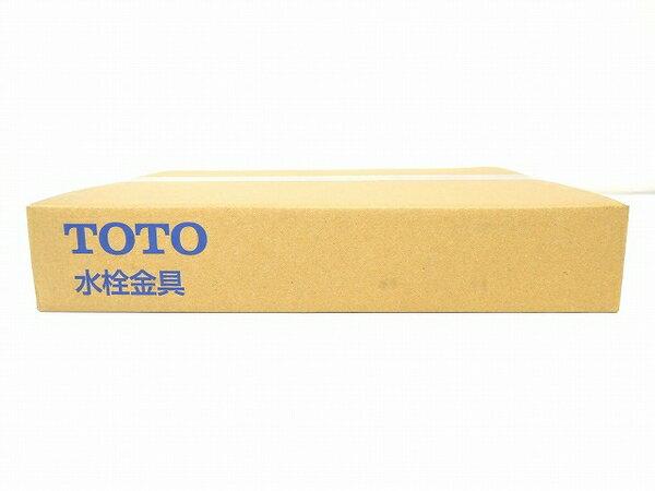 未使用 【中古】 未使用 TOTO GGシリーズ TKGG31E ワンホール タイプ シングル レバー 台所用 混合栓 水栓 金具 キッチン O3267947