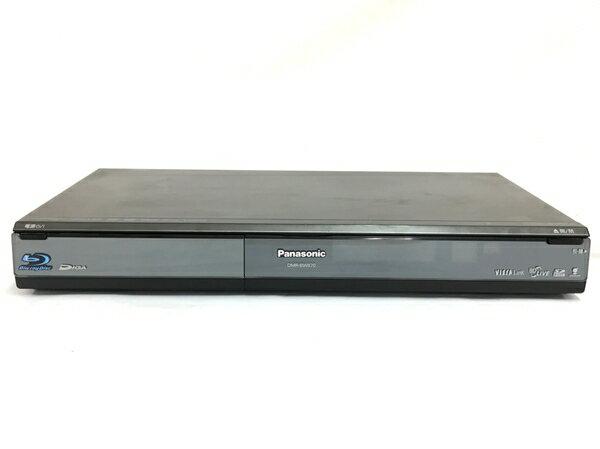【中古】 Panasonic パナソニック ブルーレイDIGA DMR-BW870-K BD ブルーレイ レコーダー HDD 1TB ブラック T3930469