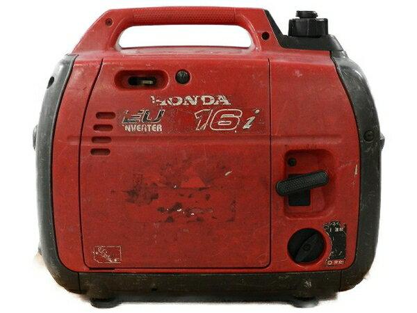 【中古】 HONDA ホンダ EU16i ポータブル 発電機 インバーター S3415275