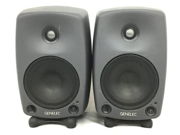 【中古】 中古 GENELEC 8030A スピーカーペア 音響 機器 アンプ内蔵 T3206242