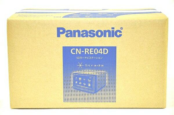 未使用 【中古】 Panasonic パナソニック CN-RE04D Strada REシリーズ SDカーナビステーション ナビ T3228862