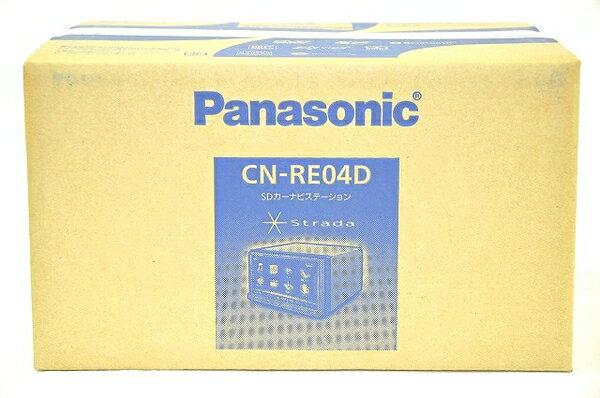 未使用 【中古】 Panasonic パナソニック CN-RE04D Strada REシリーズ SDカーナビステーション ナビ T3228393