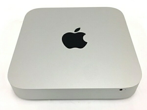 【中古】 中古 Apple アップル Mac mini MGEN2J/A デスクトップ PC Late 2014 i5 4278U 2.6GHz 8GB HDD1TB High Sierra 10.13 T3211650