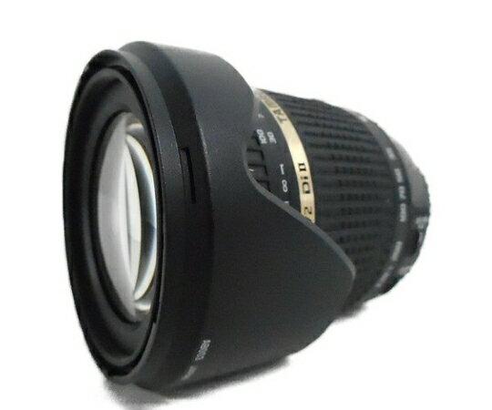 【中古】 TAMRON 18-270mm 3.5-6.3 Di II カメラ レンズ 72径 W3414905