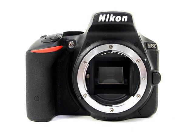 【中古】 Nikon D5500 一眼レフ カメラ ボディ ニコン 写真 撮影 M3707433