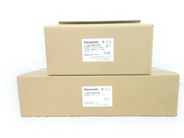 未使用 【中古】 Panasonic パナソニック シャンデリア LGB19625B 照明 ライト インテリア N2858039
