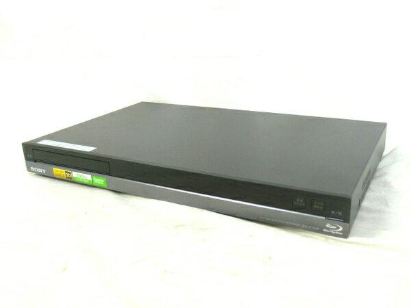【中古】 中古 SONY ソニー BDZ-AT750W BD ブルーレイ レコーダー 500GB M3076900