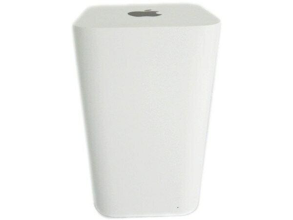 【中古】 【要初期化】中古 Apple ME918J/A AirMac Extreme ME918J/A ベースステーション Wi-Fi Y2557568