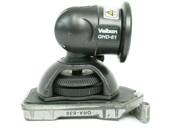 【中古】 Velbon ベルボン QHD-61 自由 雲台 撮影器具 カメラアクセサリ N3174879