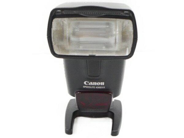 【中古】 【中古】良好 Canon 430EXII SPEEDLITE スピードライト ストロボ フラッシュ H3174825