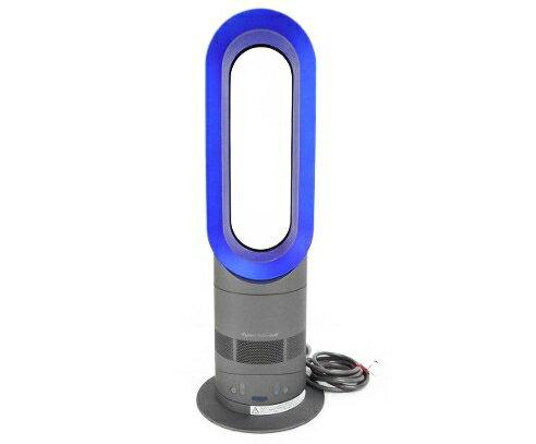 【中古】 dyson ダイソン hot+cool AM05-IB ファンヒーター アイアン/サテンブルー 家電 W3070384