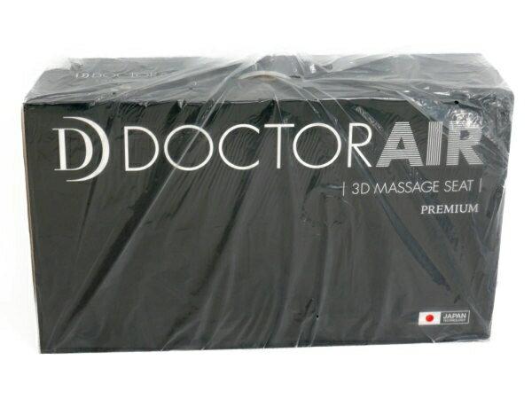 未使用 【中古】 Dr.Air ドクター エア MS-002BK 3D マッサージ シート プレミアム 家庭用電気マッサージ器 Y3216375