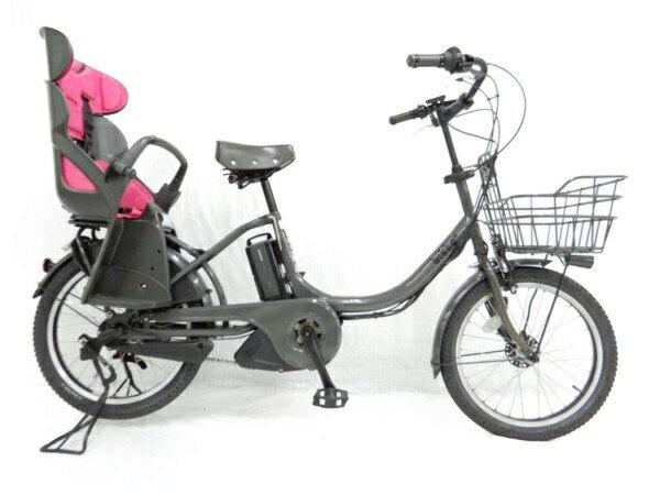 【中古】BRIDGESTONE ブリッジストーン bikke2e BK0C85 電動自転車 8.7Ah お出かけ 移動 【大型】 Y3256742