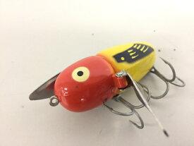 【中古】 Heddon Crazy Crawler ヘドン タイニークレイジークローラー 吹き目 K5874980