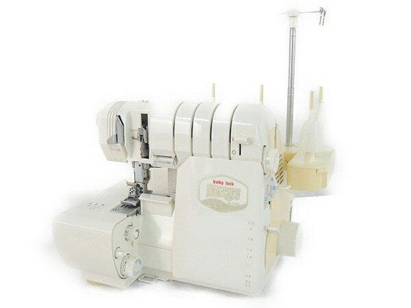 【中古】 JUKI baby lock BL76W 縫工房 Wave ミシン Y3280129