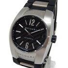 【中古】BVLGARIブルガリエルゴンEG35BSVD自動巻きラバーメンズ腕時計Y4930140